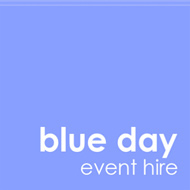 Blue Day Event Hire -  Home